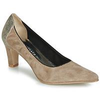 鞋子 女士 高跟鞋 Myma ELEGANCY 米色