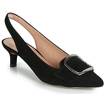 鞋子 女士 高跟鞋 Unisa JALIS 黑色
