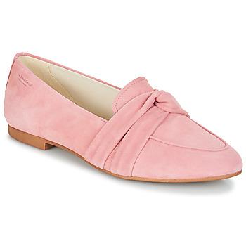 鞋子 女士 皮便鞋 Vagabond ELIZA 玫瑰色