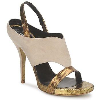 鞋子 女士 凉鞋 Gaspard Yurkievich 嘉斯帕·尤基韦齐 T4 VAR8 米色 / 金色