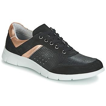 鞋子 女士 球鞋基本款 Yurban JEBELLE 黑色