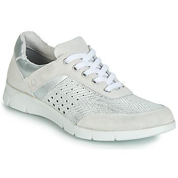 鞋子 女士 球鞋基本款 Yurban JEBELLE 灰色