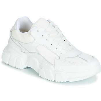 鞋子 女士 球鞋基本款 Yurban JILIBELLE 白色
