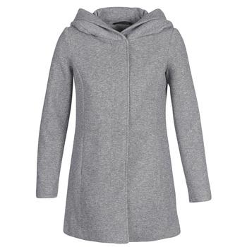 衣服 女士 大衣 Vero Moda VMVERODONA 灰色