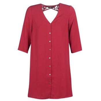 衣服 女士 短裙 Vero Moda VMRICKY 波尔多红
