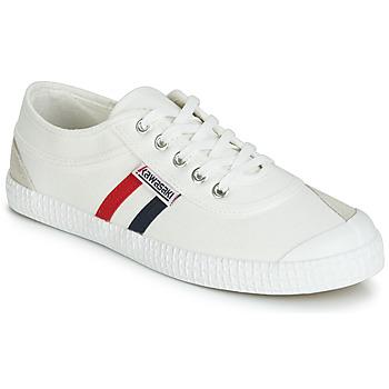 鞋子 球鞋基本款 Kawasaki 川崎凌风 RETRO 白色