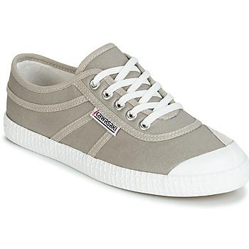 鞋子 球鞋基本款 Kawasaki 川崎凌风 ORIGINAL 米色