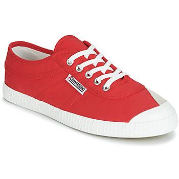 鞋子 球鞋基本款 Kawasaki 川崎凌风 ORIGINAL 红色
