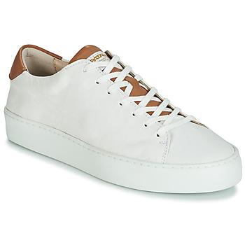 鞋子 女士 球鞋基本款 Pataugas KELLA 白色 / 棕色