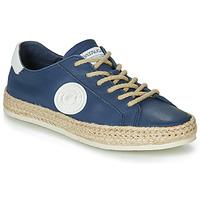 鞋子 女士 球鞋基本款 Pataugas PAM /N 海蓝色