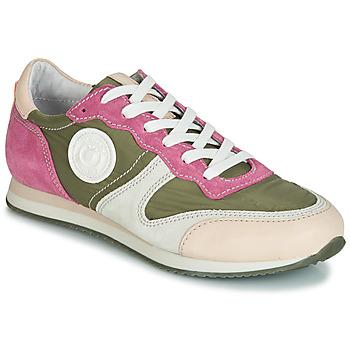 鞋子 女士 球鞋基本款 Pataugas IDOL/MIX 卡其色 / 紫罗兰 / 米色