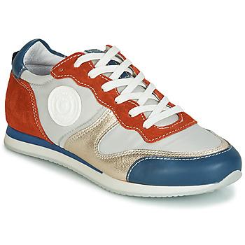 鞋子 女士 球鞋基本款 Pataugas IDOL/MIX 橙色 / 米色 / 蓝色