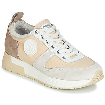鞋子 女士 球鞋基本款 Pataugas TESSA 米色 / 灰色