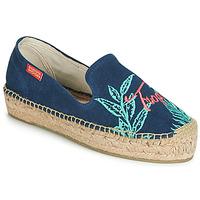 鞋子 女士 帆布便鞋 Banana Moon VERAO 蓝色