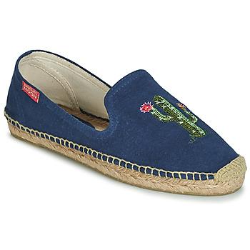 鞋子 女士 帆布便鞋 Banana Moon OZZIE 蓝色
