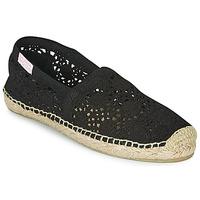 鞋子 女士 帆布便鞋 Banana Moon NIWI 黑色