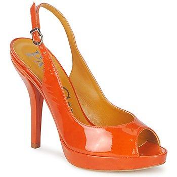 鞋子 女士 涼鞋 Paco Gil STAR FIZO 橙色