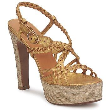 鞋子 女士 凉鞋 Michel Perry 12716 金色