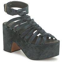 鞋子 女士 凉鞋 Michel Perry 12676 深色