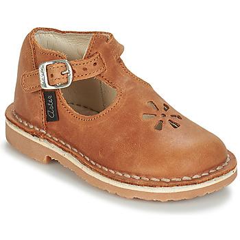 鞋子 儿童 平底鞋 Aster BIMBO 棕色
