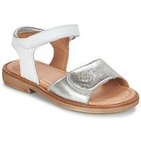鞋子 女孩 涼鞋 Aster TRIXY 銀灰色