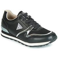 鞋子 男士 球鞋基本款 Guess NEW CHARLIE 黑色