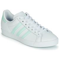 鞋子 女士 球鞋基本款 Adidas Originals 阿迪达斯三叶草 COURSTAR 白色 / 蓝色