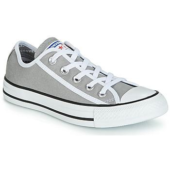 鞋子 球鞋基本款 Converse 匡威 CHUCK TAYLOR ALL STAR GAMER CANVAS OX 灰色