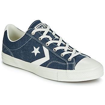 鞋子 女士 球鞋基本款 Converse 匡威 STAR PLAYER SUN BACKED OX 海蓝色