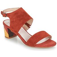 鞋子 女士 凉鞋 Metamorf'Ose EMBARQUA 红色