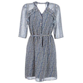 衣服 女士 短裙 One Step FLORUS 海藍色 / 多彩