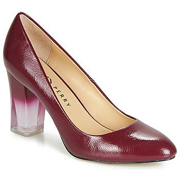 鞋子 女士 高跟鞋 Katy Perry THE A.W. 红色