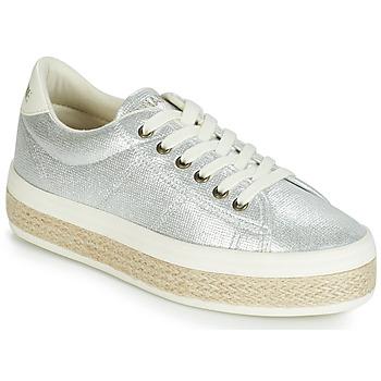 鞋子 女士 球鞋基本款 No Name MALIBU 银灰色