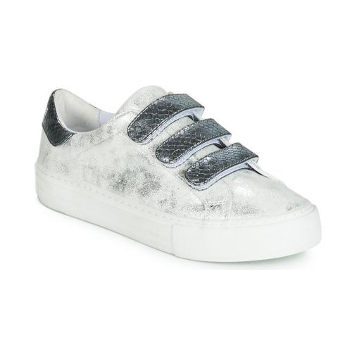 鞋子 女士 球鞋基本款 No Name ARCADE 白色 / 灰色