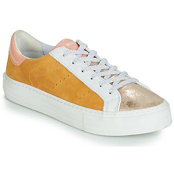 鞋子 女士 球鞋基本款 No Name ARCADE 白色 / 金色 / 黄色