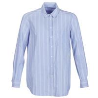 衣服 女士 衬衣/长袖衬衫 Ikks BN12175-41 蓝色