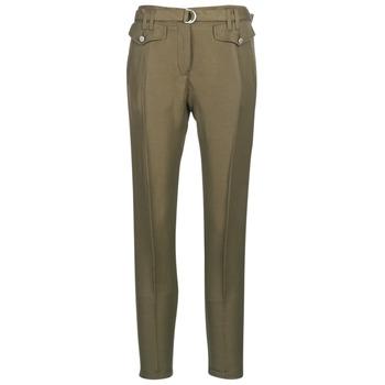 衣服 女士 多口袋裤子 Ikks BN22125-56 卡其色