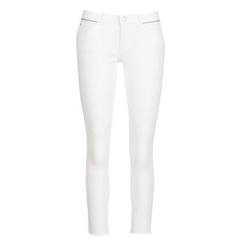 衣服 女士 紧身牛仔裤 Ikks BN29135-11 白色