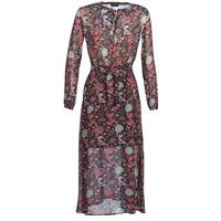 衣服 女士 长裙 Ikks BN30065-04 黑色 / 红色 / 灰色
