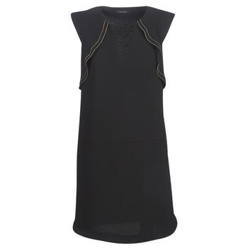 衣服 女士 短裙 Ikks BN31075-02 黑色