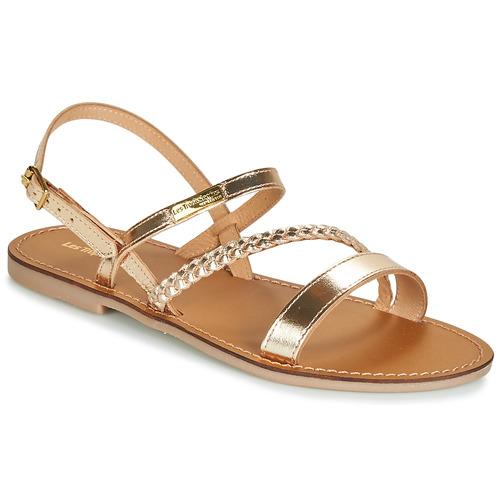 鞋子 女士 凉鞋 Les Tropéziennes par M Belarbi BATRESSE 金色