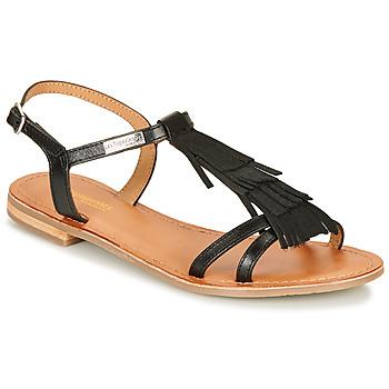 鞋子 女士 凉鞋 Les Tropéziennes par M Belarbi BELIE 黑色