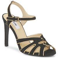 鞋子 女士 凉鞋 Moschino MA1604 000-黑色