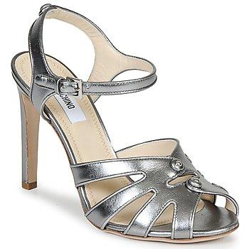 鞋子 女士 凉鞋 Moschino MA1604 Nappa-accai