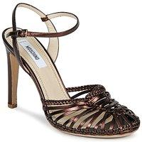 鞋子 女士 凉鞋 Moschino MA1603 Ebano