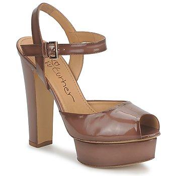 鞋子 女士 凉鞋 Eva Turner ERSILIA 棕色