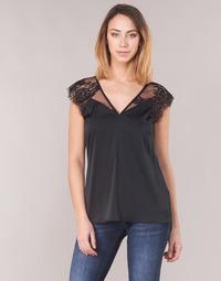 衣服 女士 女士上衣/罩衫 Guess MARTINA 黑色
