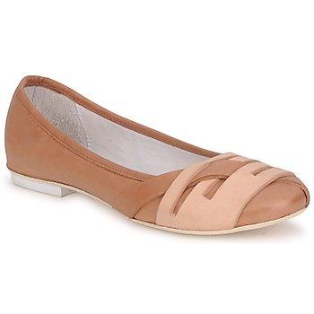 鞋子 女士 平底鞋 Marithé & Francois Girbaud BOOM 棕色