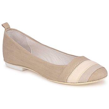 鞋子 女士 平底鞋 Marithé & Francois Girbaud BRUMES 米色