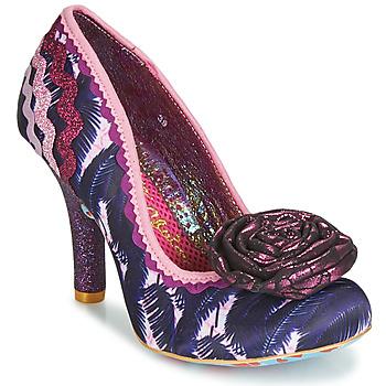 鞋子 女士 高跟鞋 Irregular Choice PRIZE WINNER 紫羅蘭